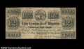 Obsoletes By State:Georgia, Macon, GA- City Council of Macon 12 1/2¢ March 20, 1840