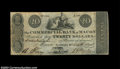 Obsoletes By State:Georgia, Macon, GA- Commercial Bank $20 Oct. 15, 1845 G14