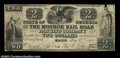 Obsoletes By State:Georgia, Macon, GA- The Monroe Rail Road & Banking Company $2 May 1,...