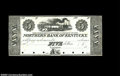 Obsoletes By State:Kentucky, Lexington, KY - Northern Bank of Kentucky $5 G16 Proof