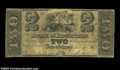 Obsoletes By State:Louisiana, New Orleans, LA - Bank of Louisiana $2 Sept. 19, 1861 G4