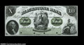 Obsoletes By State:Massachusetts, Boston, MA- The Blackstone Bank $10 G20a Proof