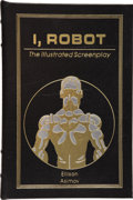 Books:Signed Editions, Harlan Ellison and Isaac Asimov. I, Robot. The Illustrated Screenplay. Norwalk: The Easton Press, 1994.. ...