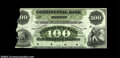 Obsoletes By State:Massachusetts, Boston, MA- The Continental Bank $100 G16a Proof