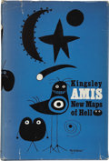 Books:First Editions, Kingsley Amis. New Maps in Hell. New York: Harcourt, Braceand Company, [1960]....