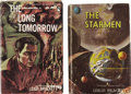 Books:First Editions, Leigh Brackett. Two Science Fiction Classics, including: TheLong Tomorrow. Garden City, New York: Doubleday & Compa...(Total: 2 Items)