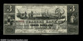 Obsoletes By State:Massachusetts, Boston, MA- Traders Bank $3 June 1, 1860 G18c