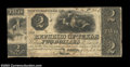Austin, TX - Republic of Texas $2 Apr. 1, 1840 Cr. A2, Medlar 22 A nice-looking Republic of Texas Deuce with problem-fre...