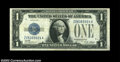 Error Notes:Inverted Reverses, Fr. 1601 $1 1928A Inverted Reverse Silver Certificate, Fine-...