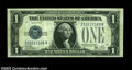 Error Notes:Inverted Reverses, Fr. 1607 $1 1935 Inverted Reverse Silver Certificate, Very ...