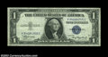 Error Notes:Inverted Reverses, Fr. 1608 $1 1935A Inverted Reverse Silver Certificate, ...
