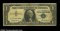 Error Notes:Inverted Reverses, Fr. 1619 $1 1957 Silver Certificate, Very Good-Fine. A ...
