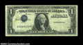 Error Notes:Inverted Third Printings, Fr. 1613 $1 1935D Silver Certificate, Very Fine. Inverted ...