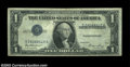 Error Notes:Inverted Third Printings, Fr. 1614 $1 1935E Silver Certificate, Fine-Very Fine. ...