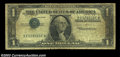 Error Notes:Inverted Third Printings, Fr. 1614 $1 1935E Silver Certificate. Very Good. Inverted ...