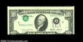 Error Notes:Inverted Third Printings, Fr. 2027-E $10 1985 Federal Reserve Note, Choice Crisp ...