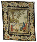 Rugs & Textiles:Tapestries, A Besserabian Needlepoint Tapestry. Persia. Circa 1930. Wool