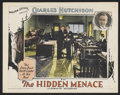 """Movie Posters:Melodrama, The Hidden Menace (William Steiner Productions, 1925). Lobby Card (11"""" X 14""""). Melodrama. Starring Charles Hutchison. Direct..."""