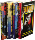 Books:First Editions, Four Fine Philip K. Dick Severn House Novels, including:. Philip K.Dick and Ray Nelson: The Ganymede Takeover (Lond...
