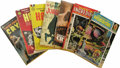 Books:Fiction, Humor and Horror - Seven Paperback Lot, including: . HarveyKurtzman: Jungle Book. (New York: Ballatine Books, 1959)...(Total: 7 )