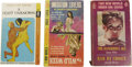 Books:Fiction, Three Paperback Book Lot of Erotica, including:. March Hastings:Imitation Lovers (New York: Midwood, 1963), 126 pag...(Total: 3 )