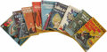 Books:Fiction, Lot of Nine Philip K. Dick Paperback Novels. All books published byAce Books, Inc., New York, except where noted, complete ... (Total:9 )
