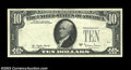 Error Notes:Third Printing on Reverse, Fr. 2024-C $10 1977A Federal Reserve Note, Extremely Fine. ...