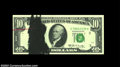 Error Notes:Ink Smears, Fr. 2019-C $10 1969A Federal Reserve Note, Choice Crisp ...
