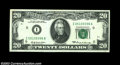 Error Notes:Ink Smears, Fr. 2037-I $20 1969 Federal Reserve Notes, Gem Crisp ... (2 notes)