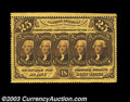 Fractional Currency:First Issue, Fr. 1279 25c First Issue Superb Gem New. There is a huge ...
