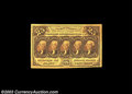 Fractional Currency:First Issue, Fr. 1281 25c First Issue Choice New. Good color, nice ...
