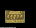Fractional Currency:First Issue, Fr. 1281 25c First Issue Choice New. A bit tight at the ...
