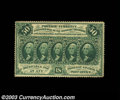 Fractional Currency:First Issue, Fr. 1310 50c First Issue Gem New. This is an unusually ...