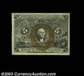 Fractional Currency:Second Issue, Fr. 1232 5c Second Issue Gem New. An unusually nice ...
