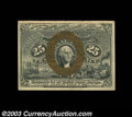 Fractional Currency:Second Issue, Fr. 1283 25c Second Issue Gem New. A lovely example of the ...
