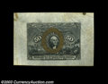 Fractional Currency:Second Issue, Fr. 1314 SP 50 Cents Second Issue Wide Margin Pair. Both ... (2 items)
