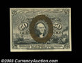 Fractional Currency:Second Issue, Fr. 1318 50c Second Issue Very Choice New. A near-Gem ...