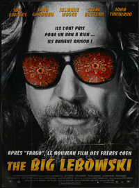 "The Big Lebowski (Gramercy, 1998). French Grande (45.5"" X 61.5""). Comedy"