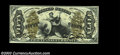 Fractional Currency:Third Issue, Fr. 1355 50c Third Issue Justice Gem New. A super example ...