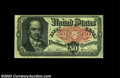 Fractional Currency:Fifth Issue, Fr. 1381 50c Fifth Issue Choice New. A nice Crawford....