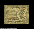 Colonial Notes:Continental Congress Issues, Continental Currency February 17, 1776 $3 Gem New. This $3 ...