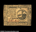 Colonial Notes:Continental Congress Issues, Continental Currency May 9, 1776 $2 Choice New. This ...