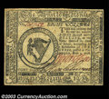 Colonial Notes:Continental Congress Issues, Continental Currency May 9, 1776 $8 Gem New. Not a lot of ...