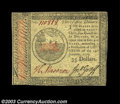 Colonial Notes:Continental Congress Issues, Continental Currency January 14, 1779 $35 Choice New. This ...