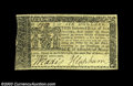 Colonial Notes:Maryland, Maryland April 10, 1774 $6 About New. Huge, even margins ...
