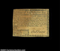 Colonial Notes:Massachusetts, Massachusetts May 5, 1780 $2 Very Fine. Partially aged, ...