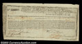 Colonial Notes:Massachusetts, Continental Army Commodity Bond. Listed in The Price of ...