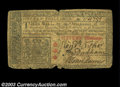 Colonial Notes:New Jersey, New Jersey February 20, 1776 15s Fine. A bit rough at the ...