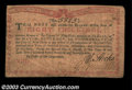 Colonial Notes:New York, New York August 2, 1775 8s Very Fine. A nice evenly ...