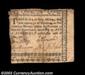 Colonial Notes:North Carolina, North Carolina July 14, 1760 40s Very Fine. A central ...